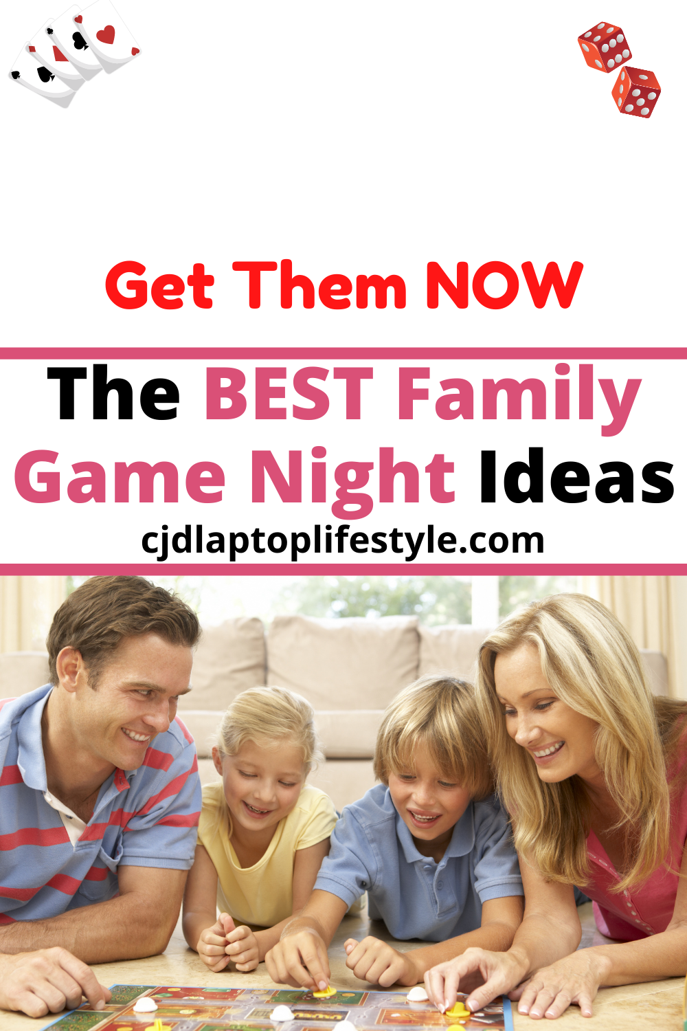 The Best Family Game Night Ideas